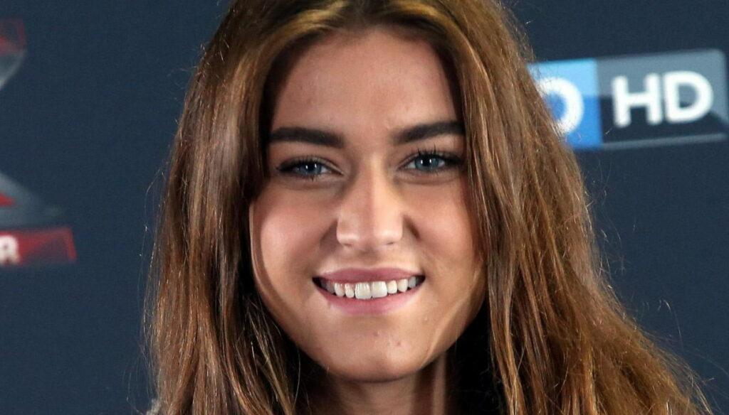 Gaia Gozzi pronta per Sanremo, Maria de Filippi orgogliosa di lei
