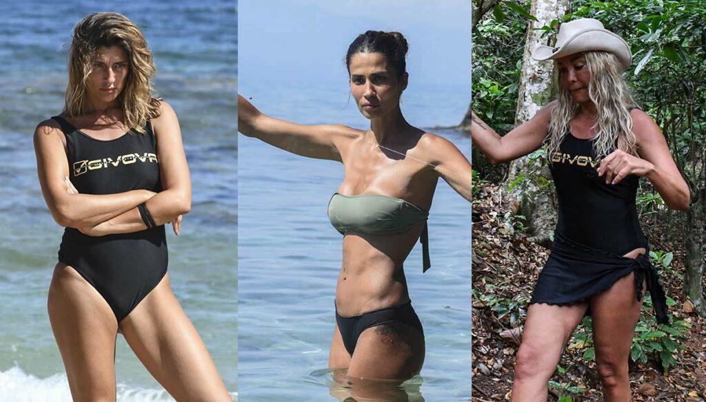 Isola dei Famosi 2021: women have already won
