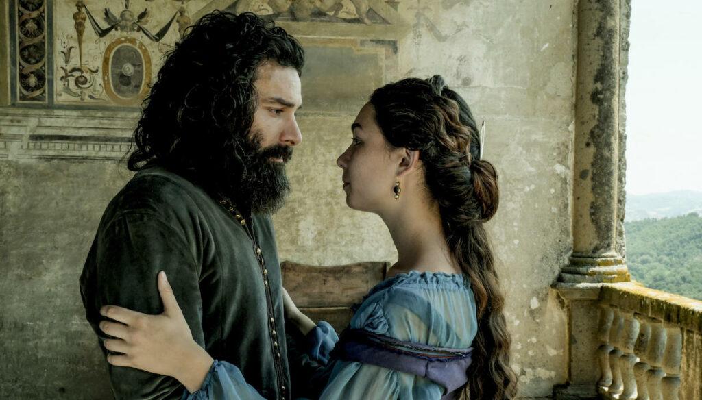 Leonardo, previews of the 30 March episode