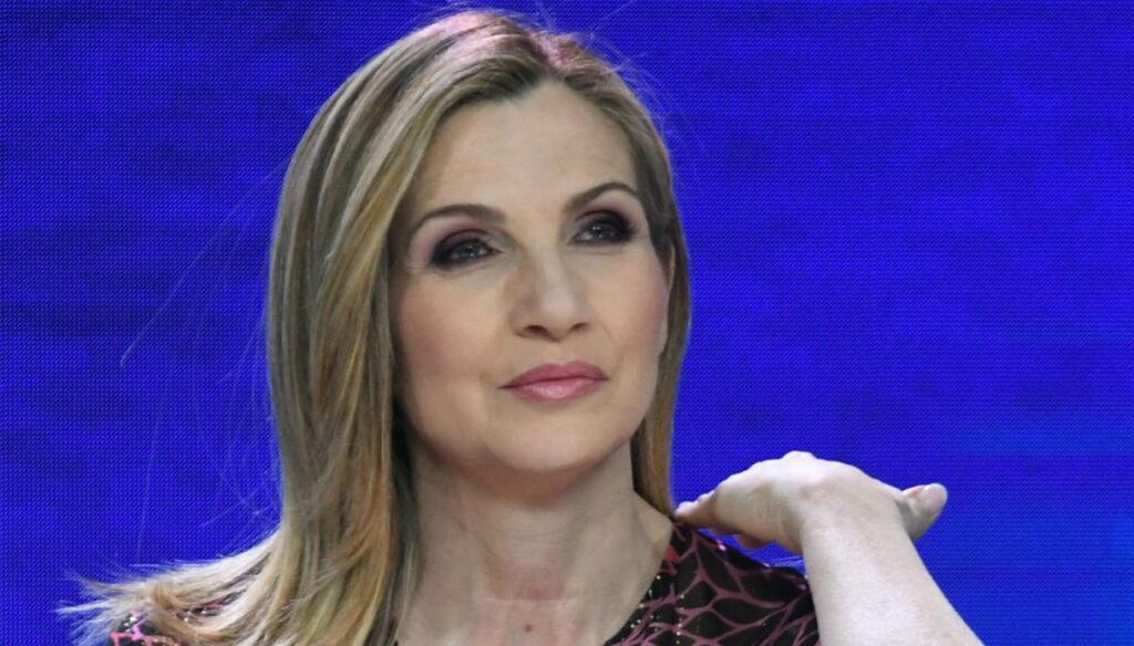 Lorella Cuccarini replies to the accusations of Maria Teresa Ruta