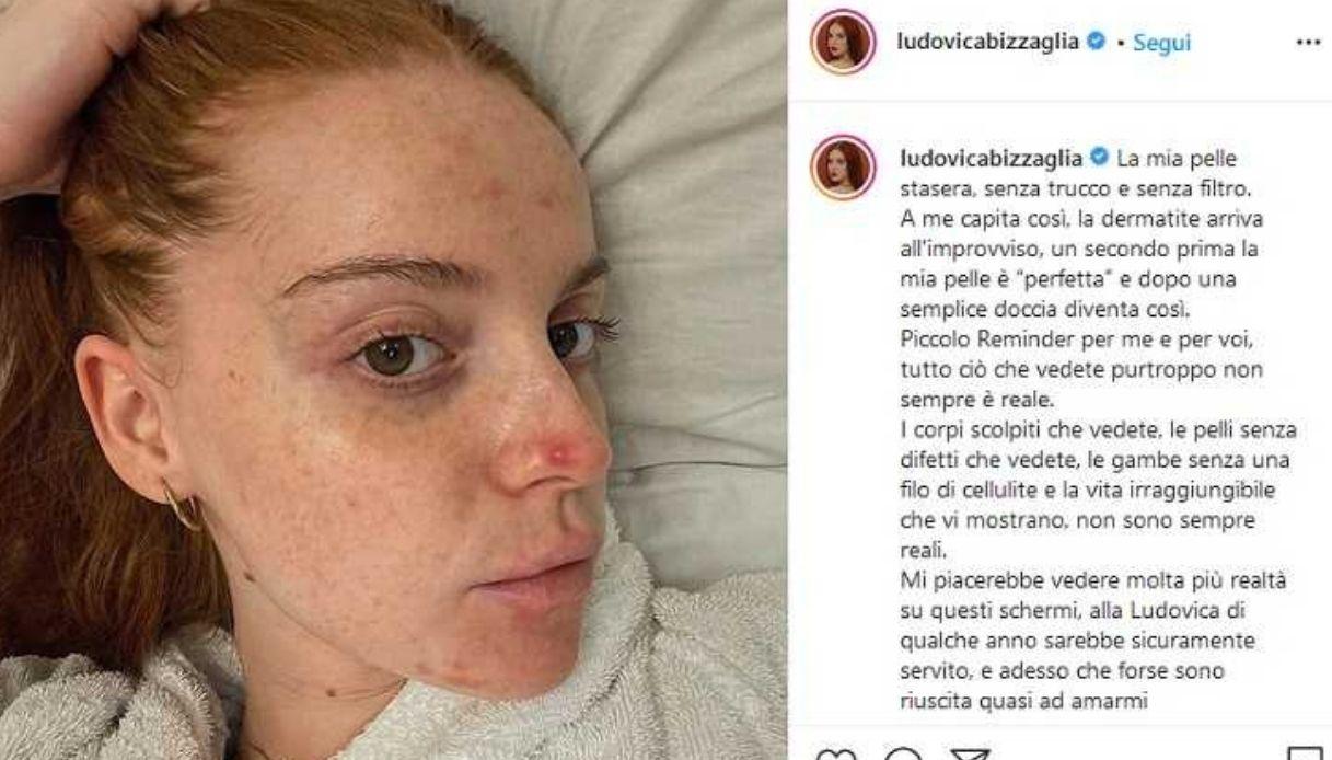 Ludovica Bizzaglia Instagram post