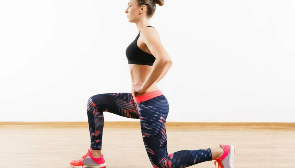 Lunges: execution, benefits and muscles involved