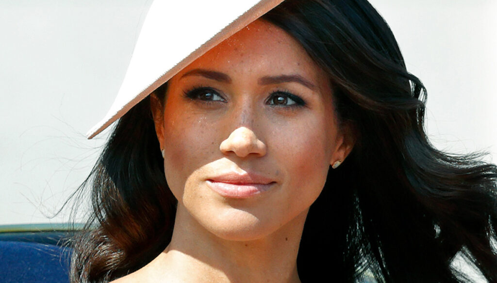 Meghan Markle unmasked by official documents. But the Palace runs for cover