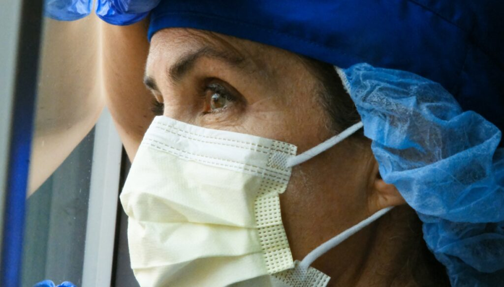Nobel Peace Prize: Our doctors and nurses are candidates