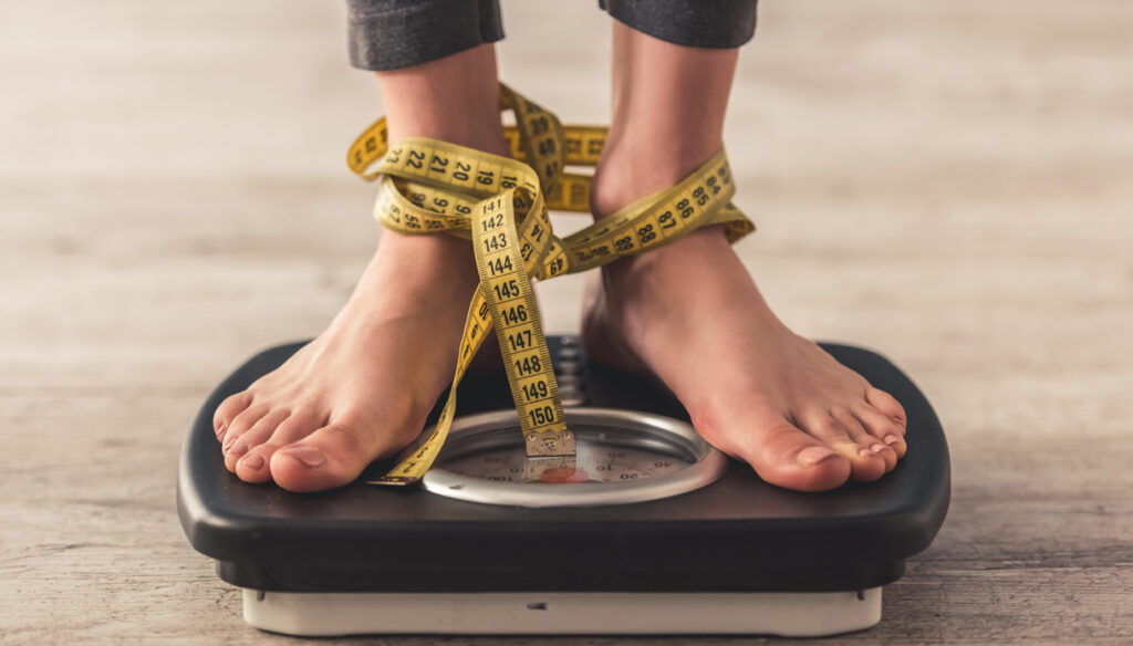 Obesity and overweight, because they must be fought early