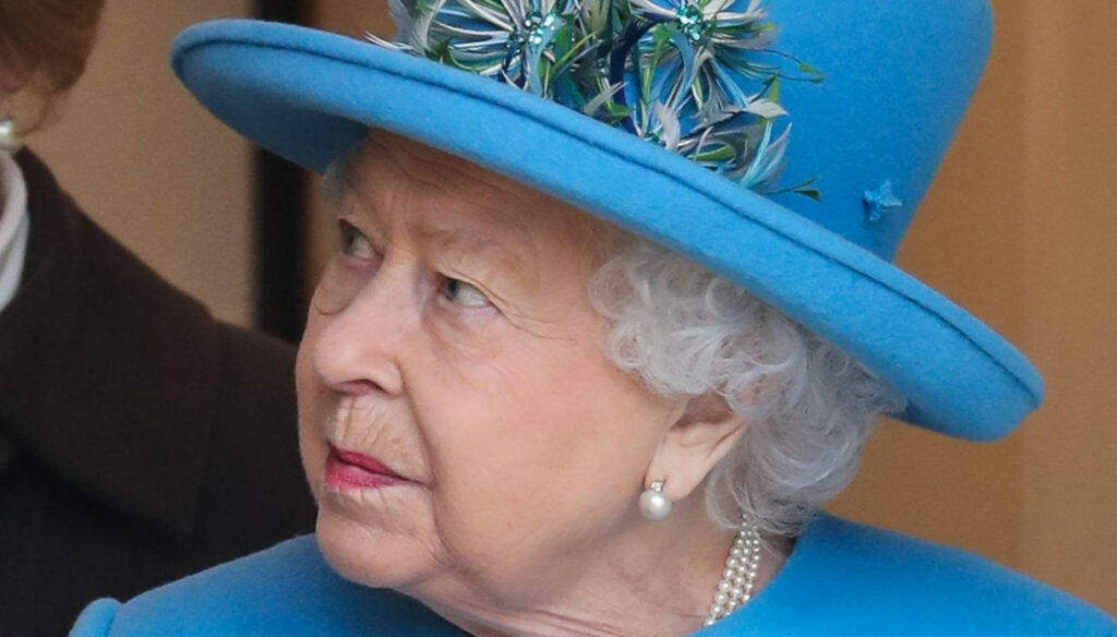 Queen Elizabeth canceled the parade for her birthday