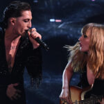 Sanremo 2021, the meeting behind the scenes between the Maneskin and Orietta after the gaffe