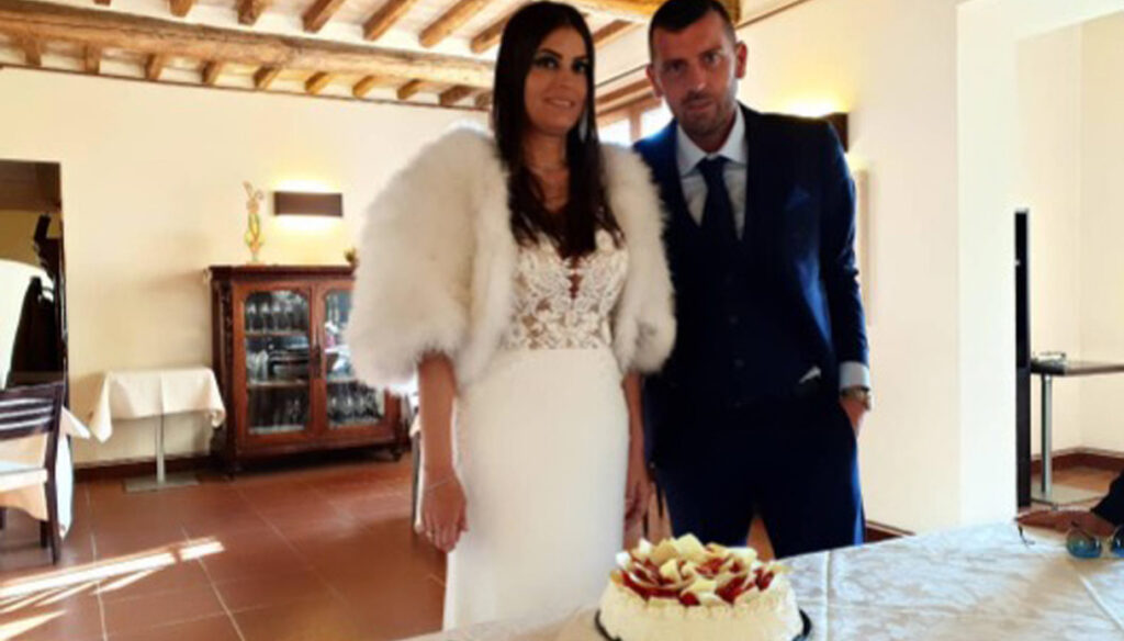 Sara Tommasi got married: who is her husband Antonio Orso