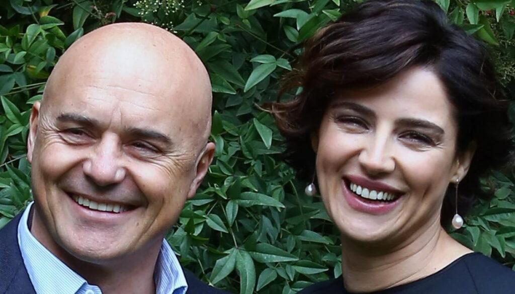 Luca Zingaretti e Luisa Ranieri
