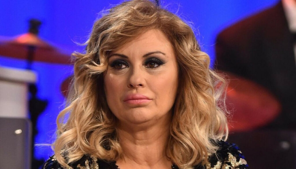 Tina Cipollari robbed in Rome in broad daylight: the culprit reported