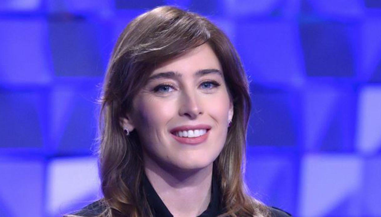 Maria Elena Boschi guest at Verissimo