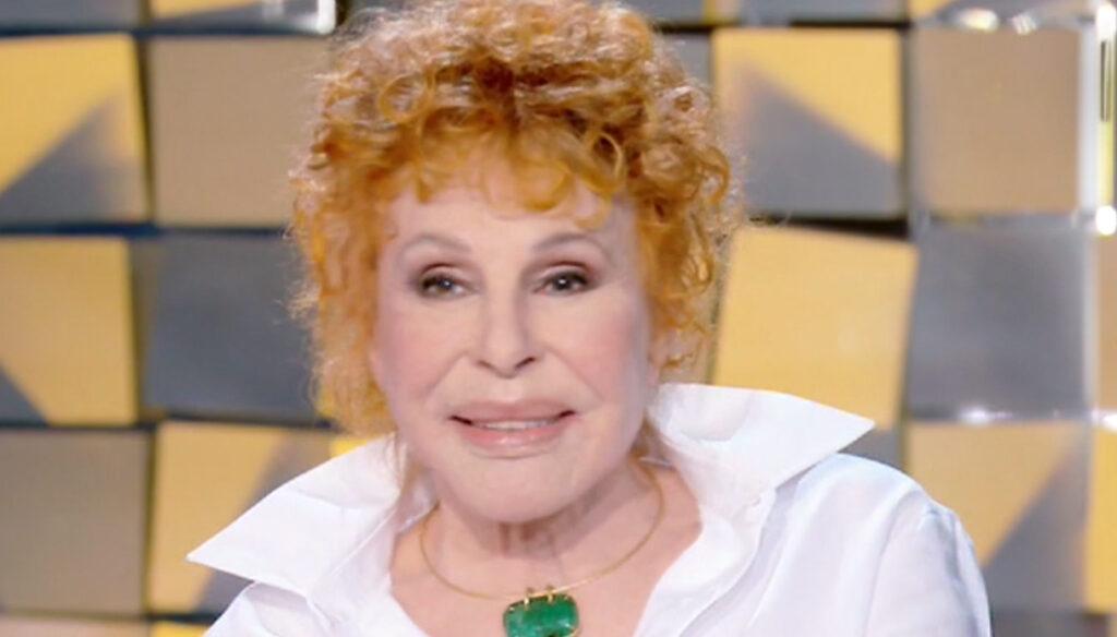 """Verissimo, Ornella Vanoni: """"Non ho bisogno di un uomo per essere felice"""""""