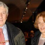 Who is Daniela Pasti, the wife of Corrado Augias