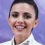 L'attrice Serena Rossi