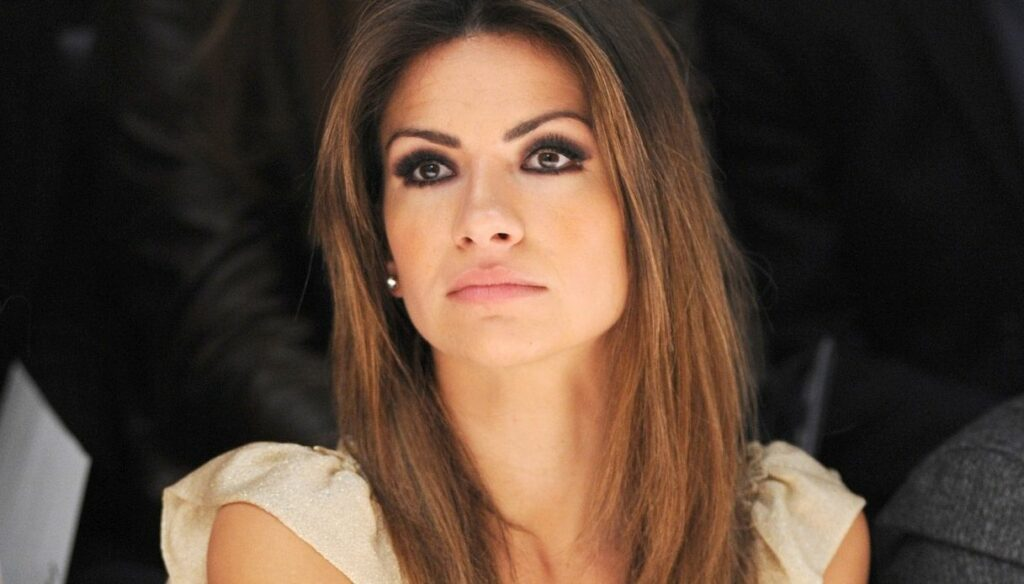 """Alessia Ventura pregnant with Covid: """"I was afraid for my little girl"""""""