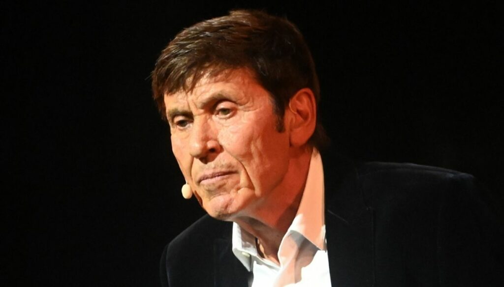 """Gianni Morandi, how are you? Burns on 15% of the body: """"Celery to medicate me"""""""