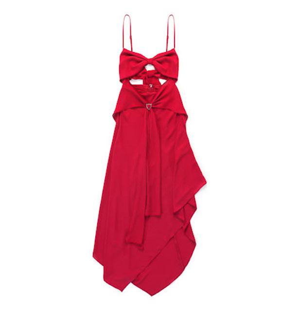 HTC dress