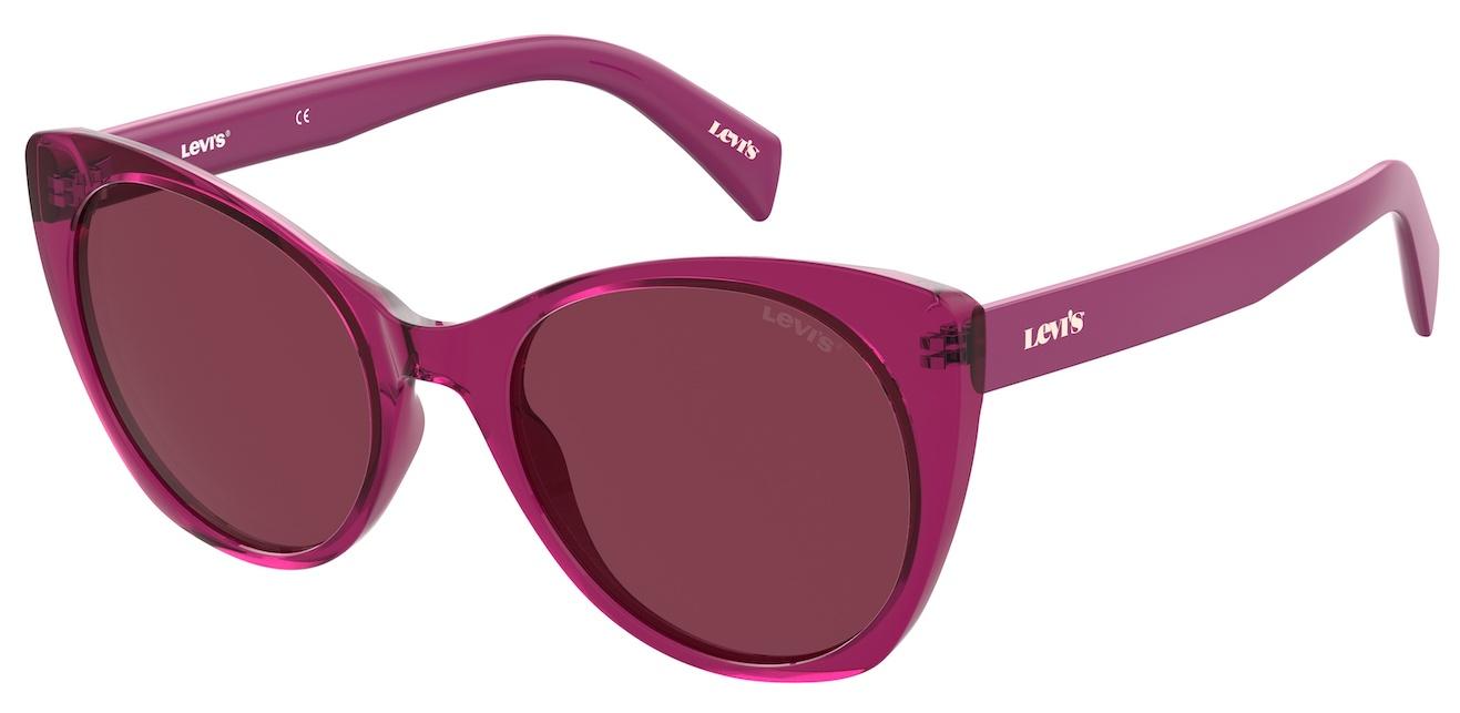 levi's fuchsia eyewear