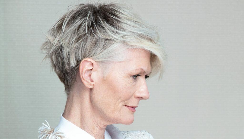 Goodbye tint: I want natural gray hair