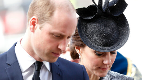 Kate Middleton and William's grief over the death of Prince Philip