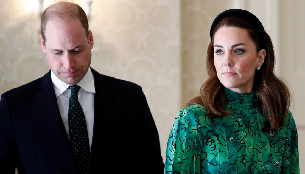 Kate Middleton, William pays tribute to his grandfather on Instagram. And Harry replies