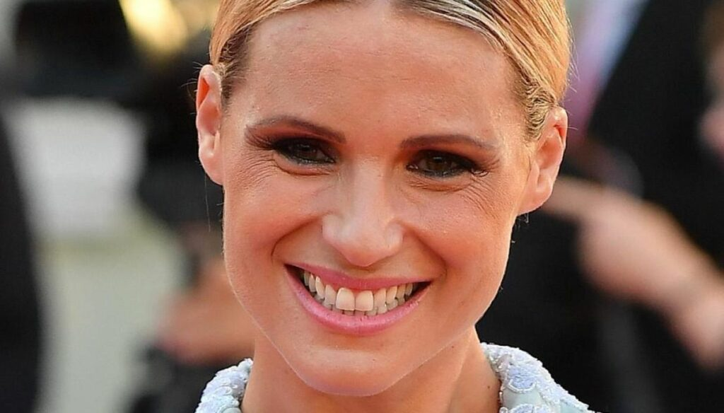 """Michelle Hunziker, the relationship with Aurora's boyfriend: """"Part of the family"""""""