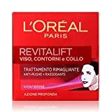 L'Oréal Paris Dermo Expertise Revitalift face, contours and neck