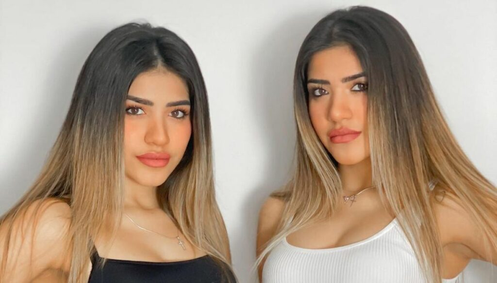 Who are Kessy and Mely, the twins who enchanted TikTok