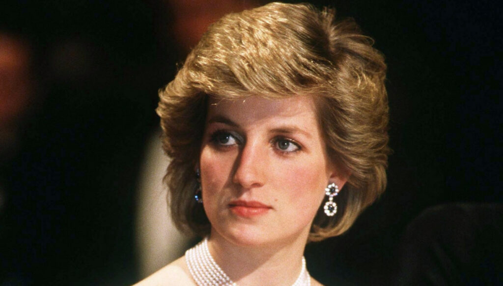 Lady Diana, you can buy her engagement ring too