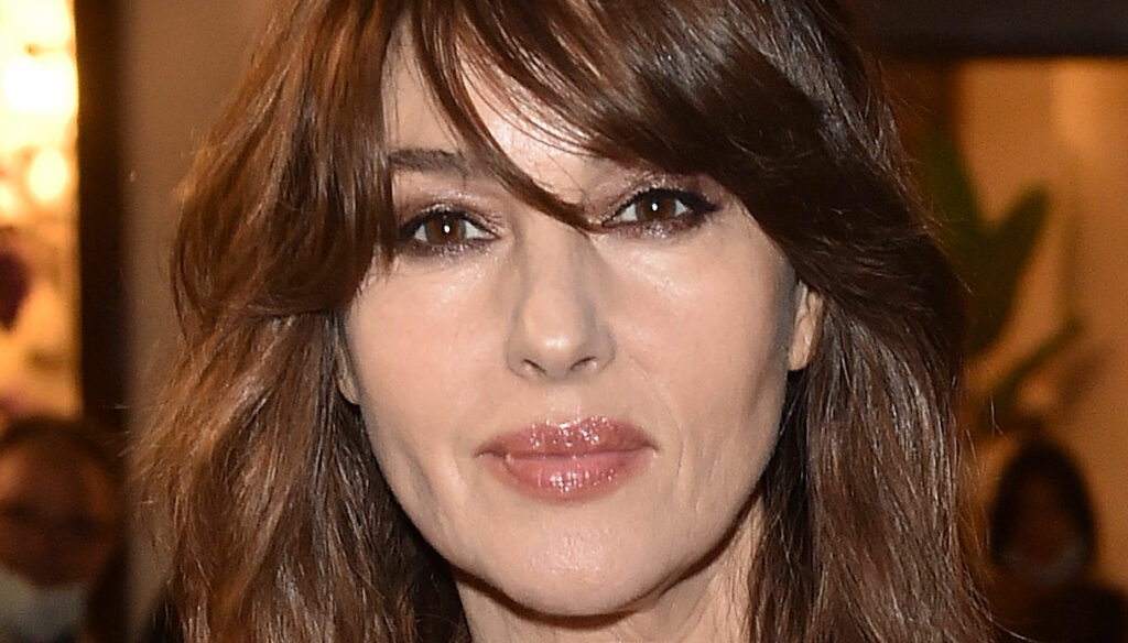 """Monica Bellucci and the redemption of maturity: """"Free to feel feminine"""""""