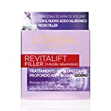 L'Oréal Paris Revitalift Filler Day Face Cream, Revolumising Anti-Wrinkle Action with Concentrated Hyaluronic Acid, 50 ml