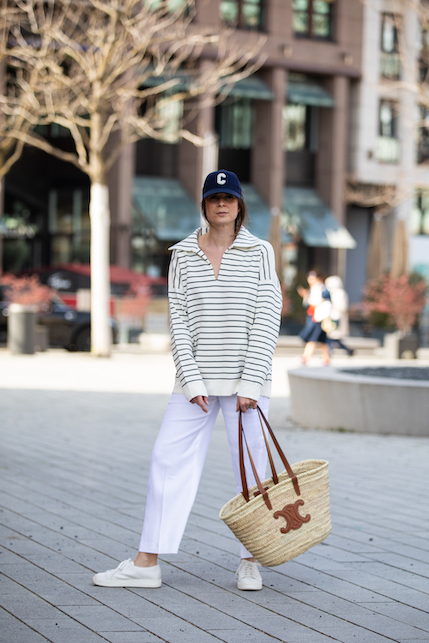how to wear the marinirere