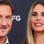 Ilary Blasi turns 40, the romantic wishes of Francesco Totti on Instagram