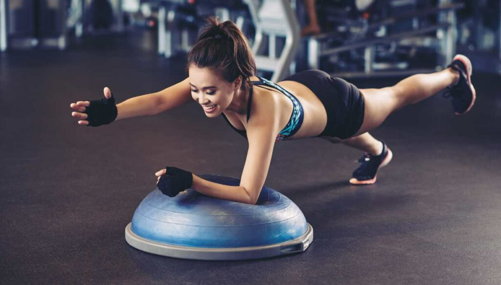 Bosu: what it is, benefits and exercises
