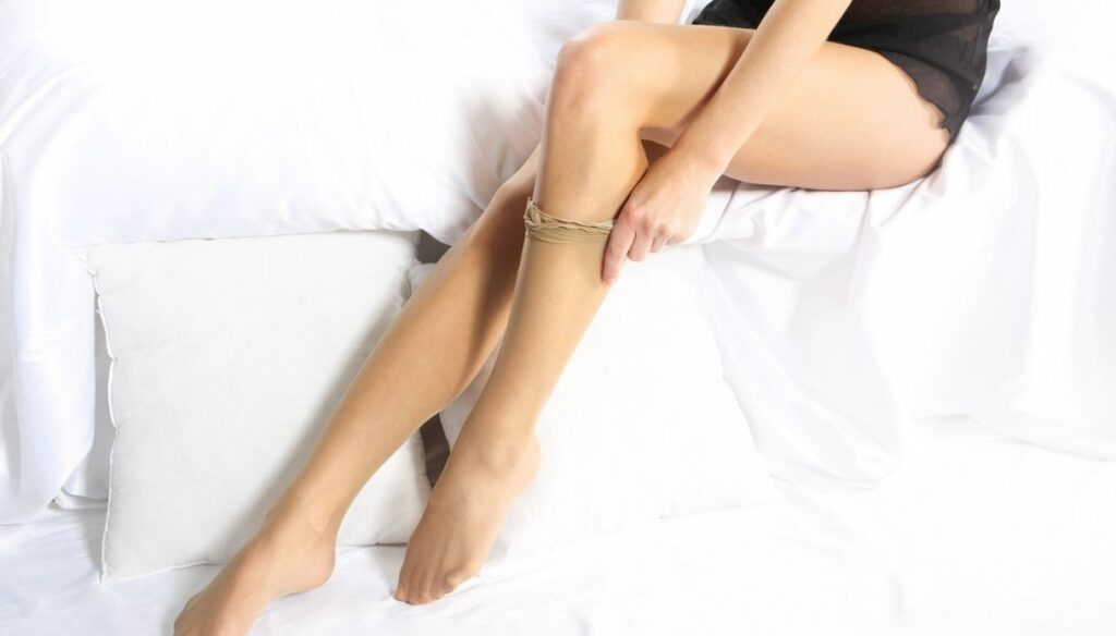 Graduated compression stockings: benefits, what they are for and which ones to choose