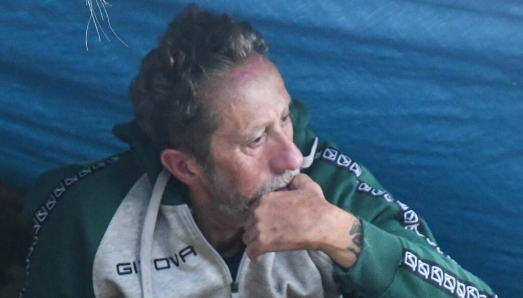 Isola, Brando Giorgi under accusation for the gesture towards Beppe Braida