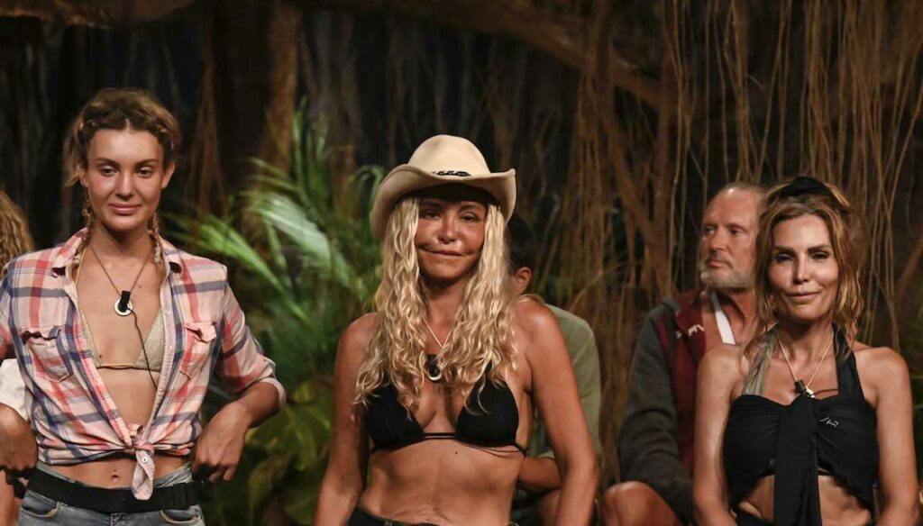 Isola: Fariba, Gemma and Miryea at the showdown: who will be saved for us