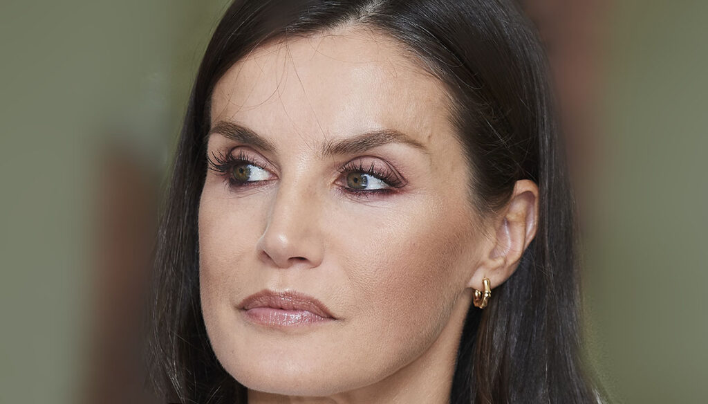 Letizia di Spagna, the makeup she chose to renew her look