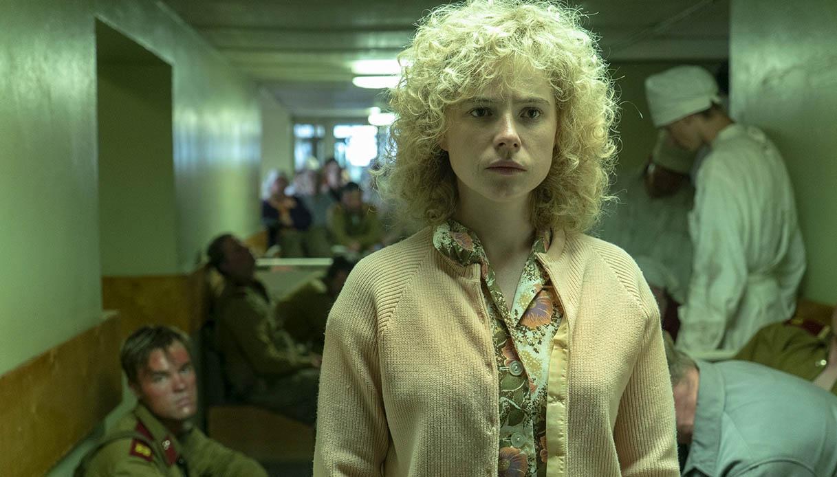 Jessie Buckley in Chernobyl
