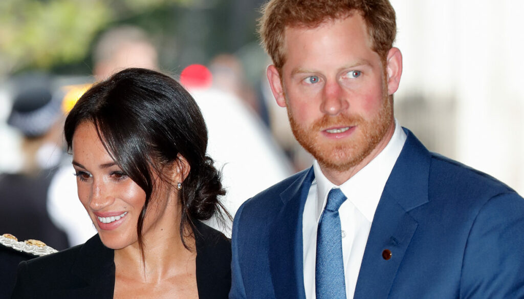 Meghan Markle, the Queen forbids her Diana's jewels. Harry failed