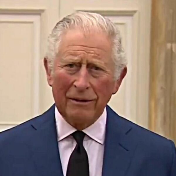 Prince Charles, the first words after the death of Prince Philip