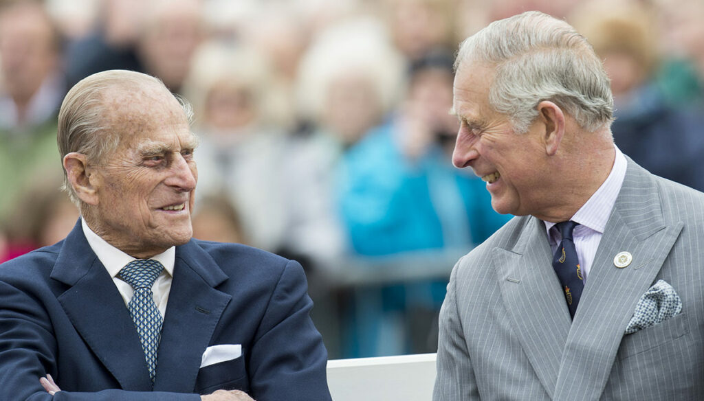 Prince Philip, the last words to Charles and the farewell of his children Anna and Edoardo
