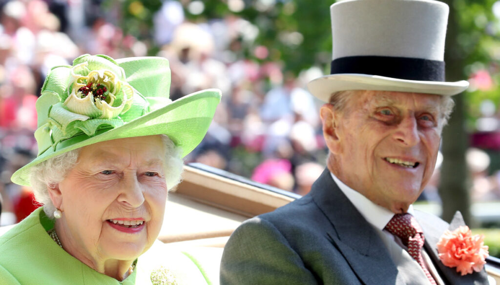 Queen Elizabeth, Prince Philip has died