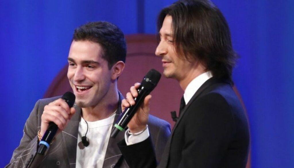 Tommaso Zorzi and Oppini clarify their relationship