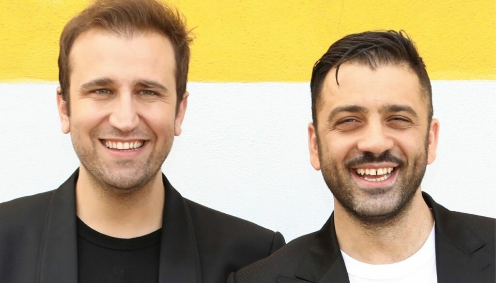 "Very true, Pio and Amedeo celebrate 20 years of career in ""Felicissima Sera"""
