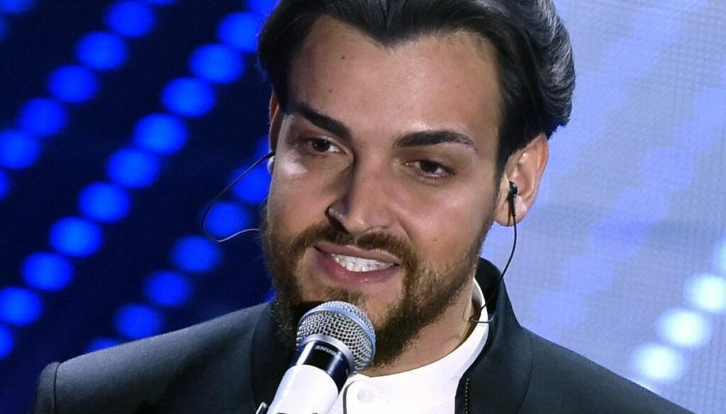 What Valerio Scanu does today