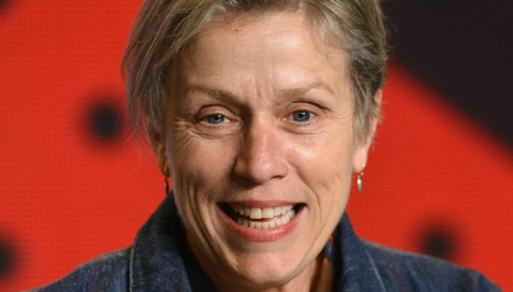 Who is Frances McDormand, the anti-diva who equals Meryl Streep at the Oscars