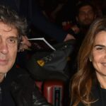 Who is Ingrid Salvat, Luca Barbarossa's wife