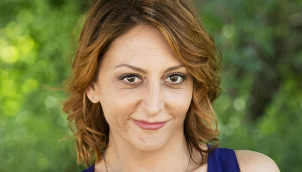 Who is Paola Minaccioni and in which fiction we have seen her