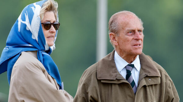 Who is Penny Romsey, Prince Philip's closest confidant